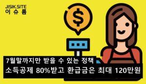 소득공제-80%