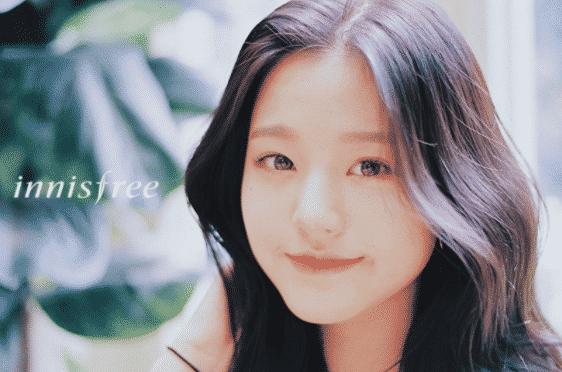 이니스프리 광고 모델 장원영 확정
