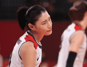 최선을 다한 한국 여자배구