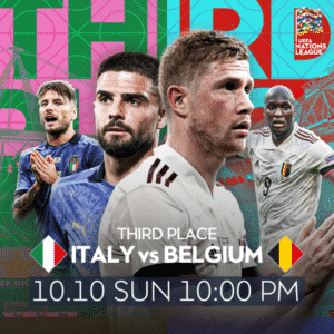 이탈리아 벨기에